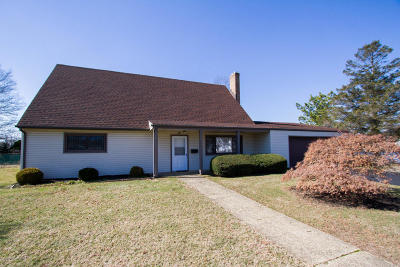 Long Branch Single Family Home Under Contract: 12 River Lane