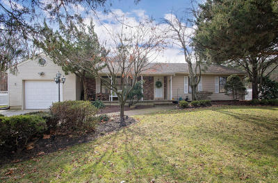 Toms River Single Family Home For Sale: 70 Stevens Road