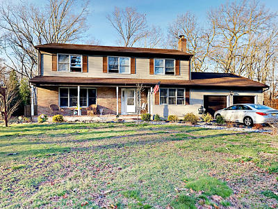 Single Family Home For Sale: 722 Green Valley Road