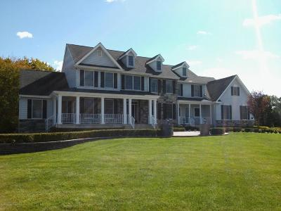 Freehold Single Family Home For Sale: 6 Winding Woods Way