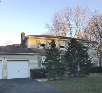 Long Branch Single Family Home For Sale: 469 Norwood Avenue