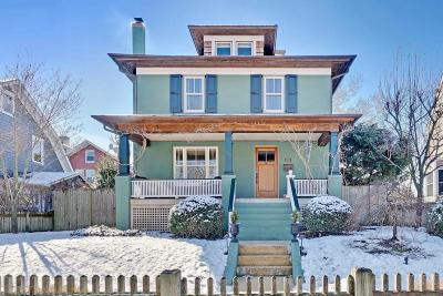 Asbury Park Single Family Home Under Contract: 1302 3rd Avenue