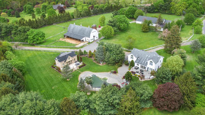 Monmouth County Farm For Sale: 73 Conover Road