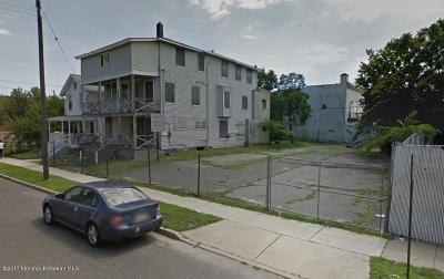 Asbury Park Residential Lots & Land Under Contract: 706 Monroe Avenue