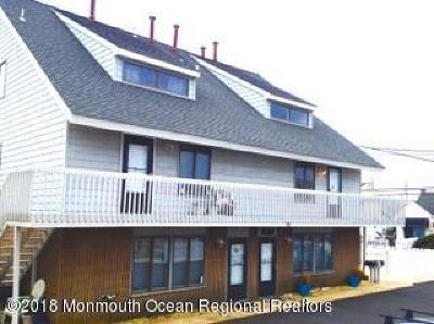 Seaside Park Condo/Townhouse For Sale: 35 L Street #B3