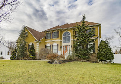 Jackson Single Family Home For Sale: 2 Mimi Court