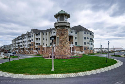 Long Branch Condo/Townhouse Under Contract: 33 Cooper Avenue #418