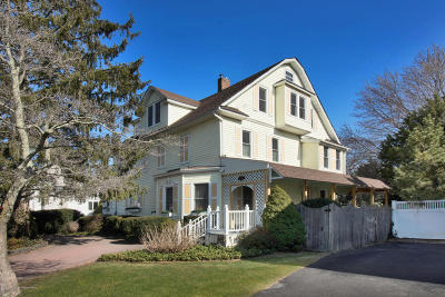 Neptune City Single Family Home Under Contract: 12 Belle Place