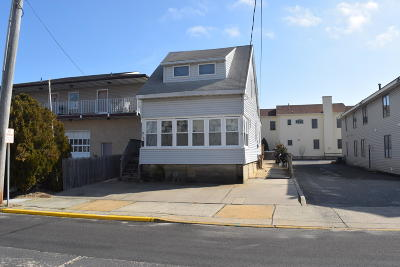 Seaside Park Single Family Home For Sale: 1704 Boulevard