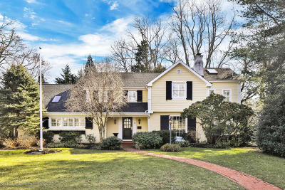 Fair Haven Single Family Home Under Contract: 18 Pine Tree Lane