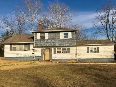 Neptune City, Neptune Township Single Family Home Under Contract: 8 Princeton Avenue