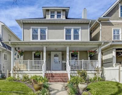 Asbury Park Single Family Home For Sale: 303 1st Avenue