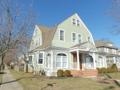Point Pleasant Beach Single Family Home For Sale: 219 Atlantic Avenue