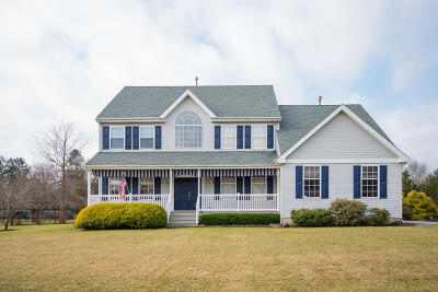 Toms River NJ Single Family Home For Sale: $599,000
