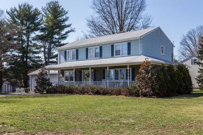 Freehold Single Family Home For Sale: 37 Midland Avenue