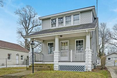 Asbury Park Single Family Home Under Contract: 1604 3rd Avenue