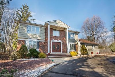 Marlboro Single Family Home For Sale: 102 Gordons Corner Road