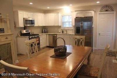 Bradley Beach Rental For Rent: 606 McCabe Avenue