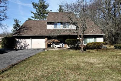 Freehold Single Family Home Under Contract: 111 Prescott Place