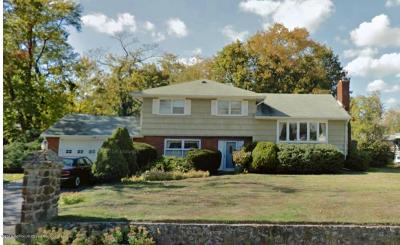 Long Branch Single Family Home Under Contract: 902 Van Court Avenue
