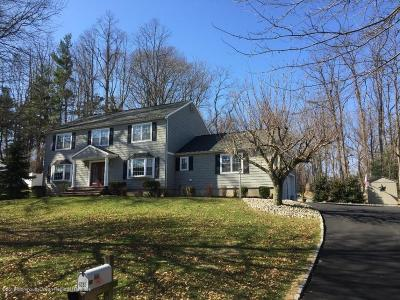Red Bank Single Family Home Under Contract: 268 Ueland Road