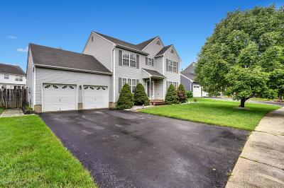 Howell Single Family Home For Sale: 60 W Shenendoah Road