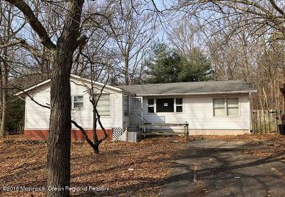Jackson Single Family Home Under Contract: 226 Lenape Trail