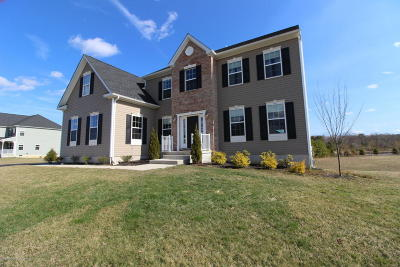 Jackson Single Family Home For Sale: 21 Wintergreen Court