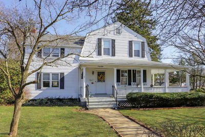 Atlantic Highlands, Highlands Single Family Home Under Contract: 68 Avenue D