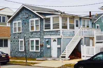 Point Pleasant Beach Multi Family Home For Sale: 3 Harvard Avenue