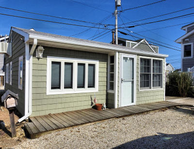 Lavallette Single Family Home For Sale: 111 W Marlin Way