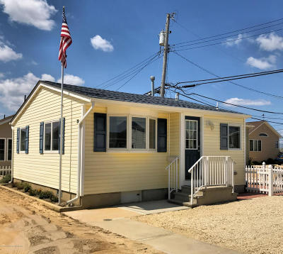 Lavallette Single Family Home For Sale: 28 E Albacore Way