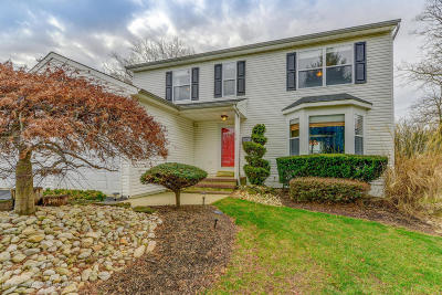 Hazlet Single Family Home Under Contract: 530 Beers Street