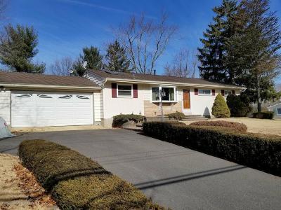 Jackson Single Family Home For Sale: 1244 Aldrich Road