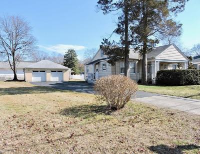 Neptune Township Single Family Home For Sale: 216 Green Grove Road