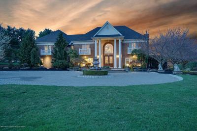 Colts Neck Single Family Home For Sale: 3 Colts Gait Lane