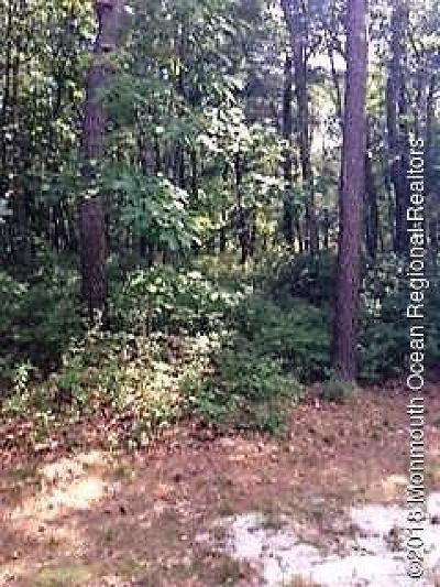 Freehold Residential Lots & Land For Sale: 4 Turkey Swamp Road