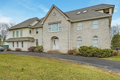 Brielle Single Family Home Under Contract: 600 Rankin