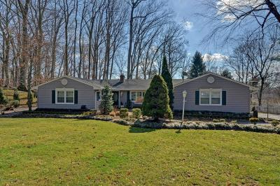 Middletown Single Family Home Under Contract: 33 Townsend Drive