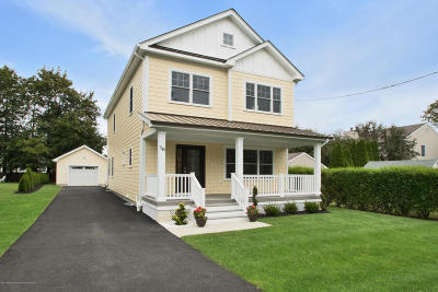 Fair Haven Single Family Home For Sale: 16 Second Street