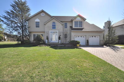 Toms River Single Family Home Under Contract: 200 Crest Hill Road
