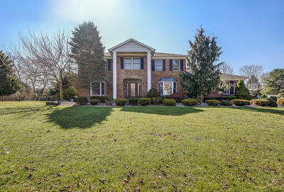Freehold Single Family Home For Sale: 65 Desai Court