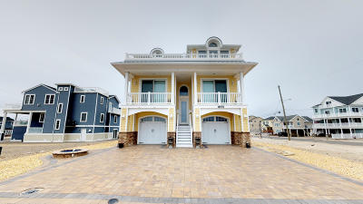Ortley Beach Single Family Home For Sale: 1855 Ocean Avenue
