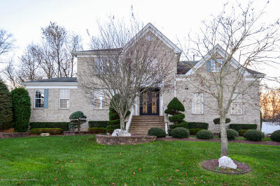 Marlboro Single Family Home For Sale: 26 Pecan Valley Drive