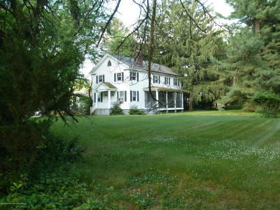 Colts Neck Single Family Home For Sale: 22 Route 537