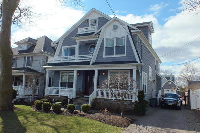 Monmouth County Single Family Home Under Contract: 267 E Main Street