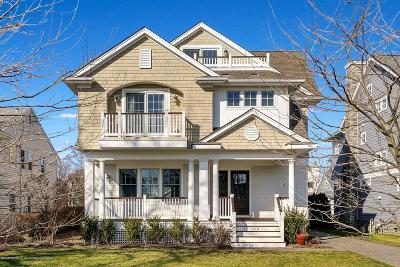 Spring Lake Single Family Home For Sale: 116 Pennsylvania Avenue