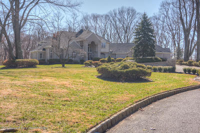 Colts Neck Single Family Home For Sale: 3 Walnut Grove
