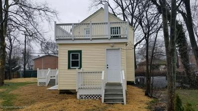 Long Branch Single Family Home For Sale: 737 Wertheim Place