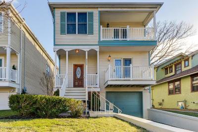 Bradley Beach Single Family Home For Sale: 311 Lareine Avenue